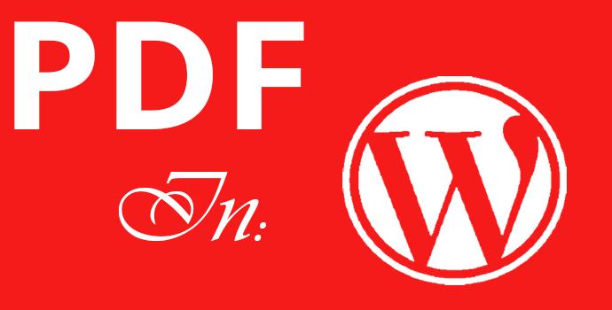 Pdf Bestanden In Wordpress Aanbieden Op 3 Manieren
